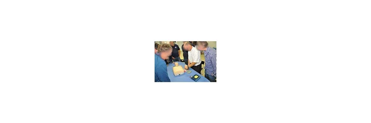 Medizin auf See - Workshop - Workshop Medizin auf See