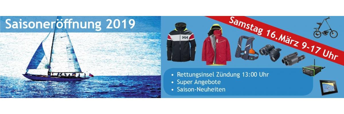 Saisoneröffnung 2019 bei LRP - Saisonstart bei LENZ Rega-Port