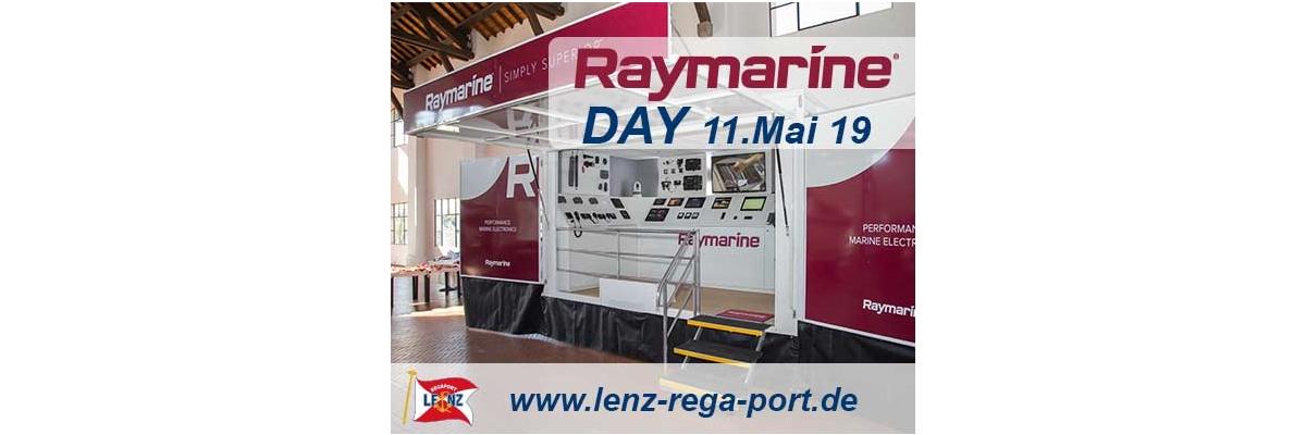 Raymarine Day 2019 - Samstag 11.Mai 2019 bei LENZ Rega-Port - Raymarine Day 2019 - Samstag 11.Mai 2019 bei LENZ Rega-Port