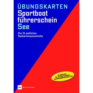 Sportbootführerschein See - Übungskarten