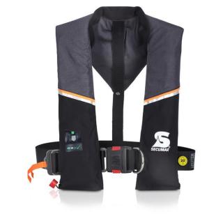 ULTRA 170 Harness grau/schwarz/orange
