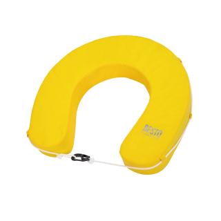 Besto Hufeisen Wipe-Clean gelb