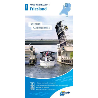 ANWB 1 - Friesland