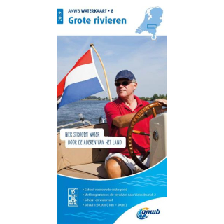 ANWB 8 - Grote Rivieren