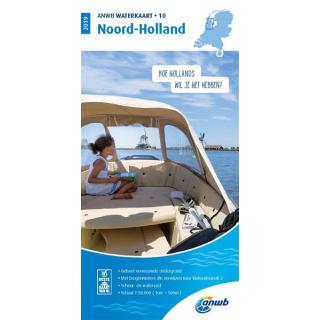 ANWB 10 - Noord-Holland