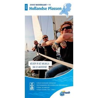 ANWB 11 - Hollandse Plassen