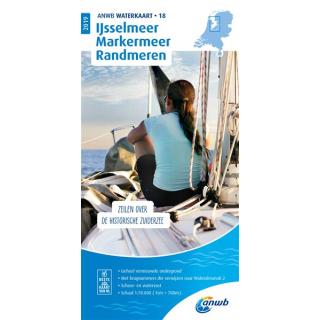 ANWB 18 - Ijsselmeer-Markermeer/Randmeren