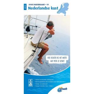 ANWB 19 - Nederlandse Kust