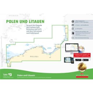 SBK Satz 13 Polen und Litauen