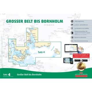 SBK Satz 4 Großer Belt bis Bornholm
