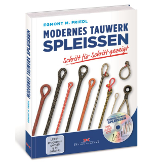 Modernes Tauwerk spleissen
