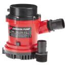 Johnson Bilgenpumpe Bilgepumpe 1600 GPH/12V