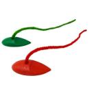 FLO Trimmfäden VP mit 3x rot und 3x grün