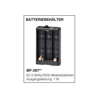Batteriebehälter für R03(AAA)  für Icom IC-M 37