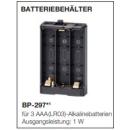 Batteriebehälter für R03(AAA)  für Icom...