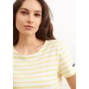 Saint James Etrille II T-shirt Women neige/acidule...