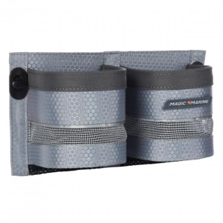 Drink Holder Double grey