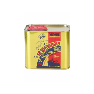 LE TONKINOIS Holzlacköl, farblos 250ml