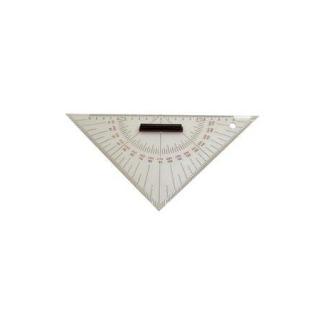 Kursdreieck 260mm Hypotenuse