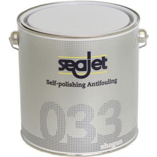 Seajet 033 / Shogun Antifouling 750 ml rot