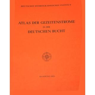 Atlas der Gezeitenströme in der Deutschen Bucht