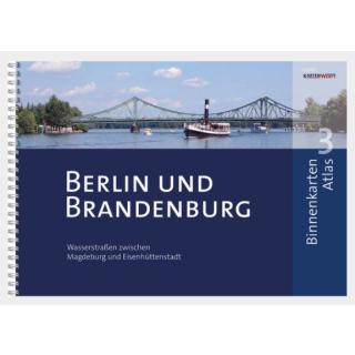 BINNENKARTEN ATLAS 3 | Berlin und Brandenburg