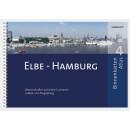 BINNENKARTEN ATLAS 4   Elbe - Hamburg
