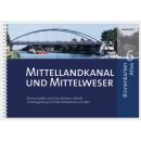 BINNENKARTEN ATLAS 6   Mittellandkanal