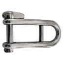 Schlüsselschäkel m. Steg 6mm