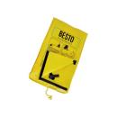 Besto Rescue System Wipe-Clean gelb