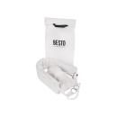 Besto Rescue System Wipe-Clean weiß