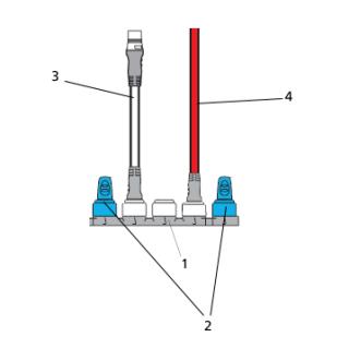 SeaTalkNG Starter Kit (1xA06064, 2xA06031, 1xA06040, 1xA06049)