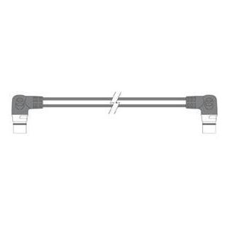 SeaTalkNG Spur-Verbindungskabel, 40 cm Länge, abgewinkelt 90°