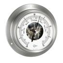 Barometer Edelstahl 110x32, 85mm Durchmesser