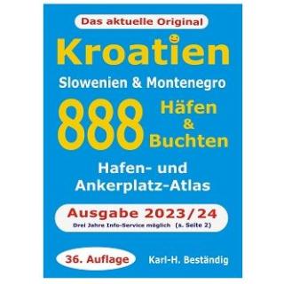 Kroatien-888 Häfen und Buchten