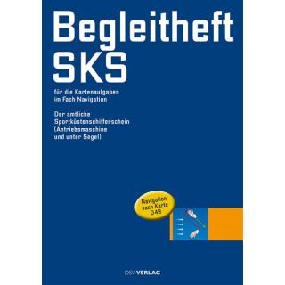 Begleitheft SKS - Für die Kartenaufgaben im Fach Navigation DSV