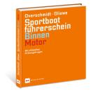 Sportbootführerschein Buch Binnen - Motor orange
