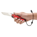 WICHARD Offshore Messer mit Marlspieker    rot