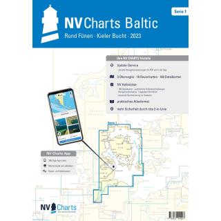 NV. Atlas Serie 1, Rund Fünen-Kieler Bucht