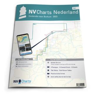 NV. Atlas NL1 - Borkum naar Oostende