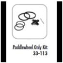 Paddelrad-Kit (ST40/50/60)